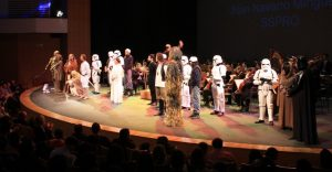 Star Wars - Feel the Force - Stage