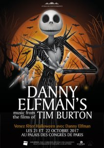 Danny Elfman's Music from the Films of Tim Burton - Poster