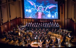 'Final Fantasy - Distant Worlds' 30th anniversary world tour - Concert-2