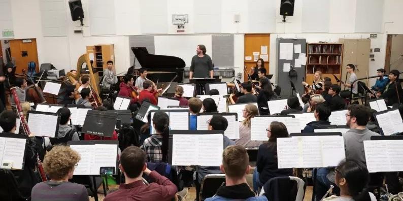 Game Music Ensemble & Neal Acree