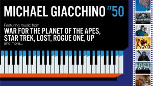 Michael Giacchino at 50 - Banner