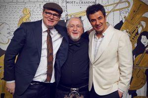 Frans Bak, Patrick Doyle, Ludovic Bource