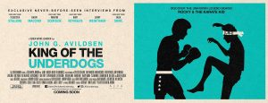 Greg Sims - Entrevista - King of the Underdogs - Banner