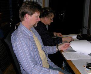 Greg Sims - Entrevista - Sesiones de Grabación