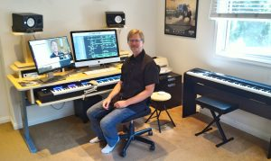 Greg Sims Interview - Studio in LA