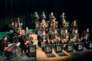 Film music week in Fuenlabrada - Leganés Big Band