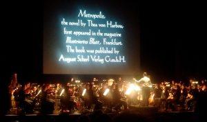 'Metrópolis' en concierto - Atenas 2017 - Concierto 2
