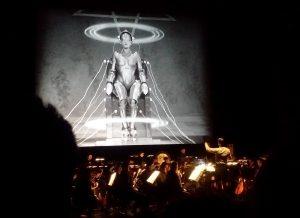 'Metrópolis' en concierto - Atenas 2017 - Concierto 3