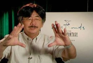 Nobuo Uematsu in London - Conference