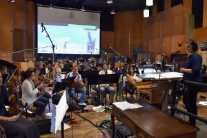 ASCAP Film Scoring Workshop - Recording Sessions