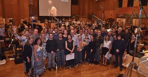 30th Edition of ASCAP Film Scoring Workshop - Family Picture (2017)