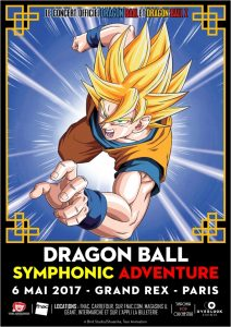 Dragon Ball Symphonic Adventure - Poster