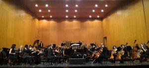 Malaga Festival 2017 - Concert - Starting