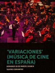 Malaga Festival 2017 - Concert program