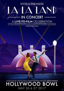 La La Land - In Concert - Poster