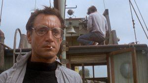 Tiburón - Escena de la película