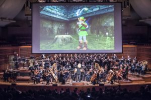 Zelda Symphony - World Tour - Concert