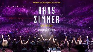 Hans Zimmer Live Tour 2017