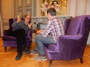 Jeff Beal y Gorka Oteiza - Entrevista