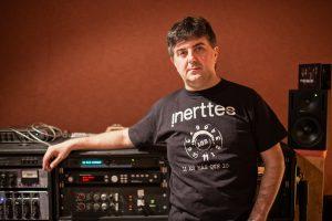 Entrevista a Mikel F Krutzaga - Equipo de sonido