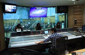Entrevista a Mikel F Krutzaga - Grabando en Abbey Road