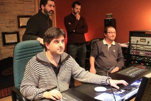 Entrevista a Mikel F Krutzaga - Mezclando la música de 'Loreak'