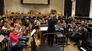 Film Music Prague 2017 - Joe Hisaishi - Rehearsals