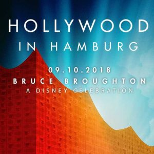 Hollywood in Hamburg - Anuncio
