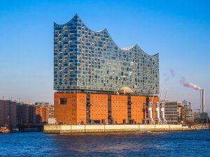 Elbphilharmonie - Edificio