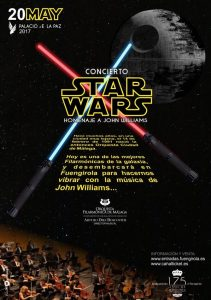Star Wars - Fuengirola - Program