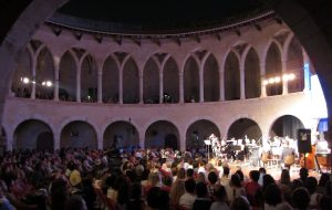 Concert of the Chamber Film Orchestra at Bellver Castle