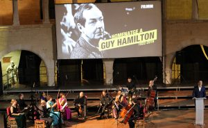 Homage concert to Guy Hamilton - Chamber Film Orchestra
