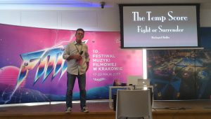 FMF 2017 - Day 3 - Richard Bellis' Temp Score Conference