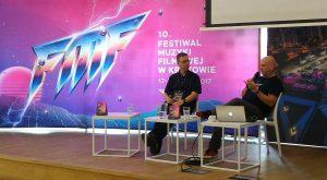 FMF 2017 - Día 4 - David Shipps y Trevor Morris