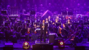 FMF 2017 - Día 4 - Diego Navarro y Beethoven Academy Orchestra (c) FMF - Wojciech Wandzel