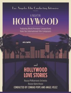 Hollywood Love Stories 2017 - Poster