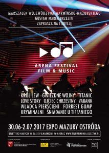 Arena Festival - Film & Music - Poster
