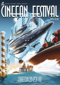 Cinefan Festival Ubeda V - Poster