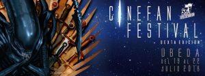 Cinefan Festival Ubeda VI - Banner