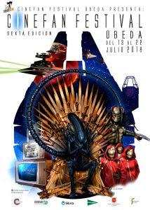 Cinefan Festival Ubeda VI - Poster
