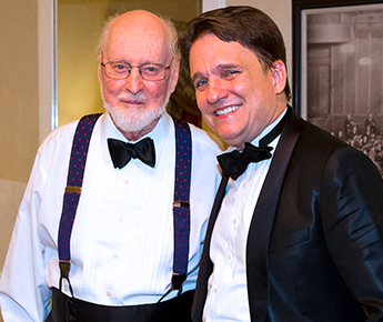 John Williams y Keith Lockhart