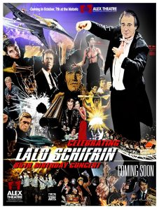 Celebrating Lalo Schifrin - 85th Birthday Concert - Poster