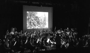 The Battle of the Somme - 100 Concerts