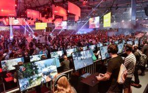 Gamescom - Stands