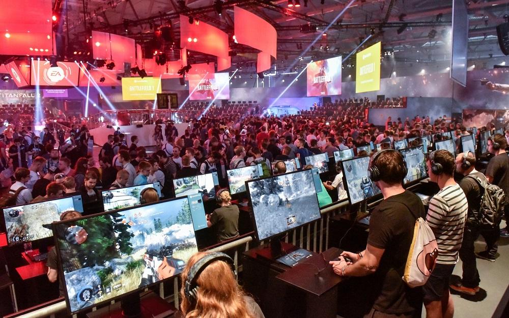 Games At Gamescom 2017