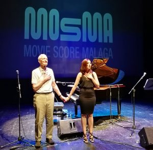 David Shire & Sylvia Parejo - MOSMA 2017