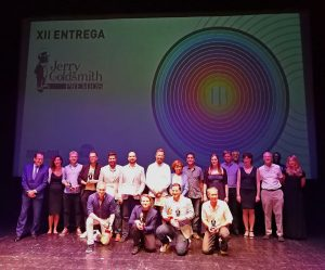 MOSMA 2017 - Día 4 - Jerry Goldsmith Awards XII