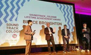 Lifetime Achievement Award to Bruce Broughton