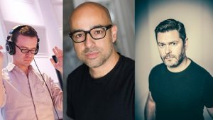 Gareth Coker,Bobby Tahouri& Petri Alanko