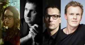 Carly Paradis, Michael Price, Walter Mair & Halfdan E